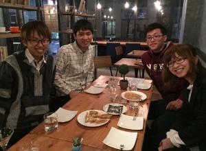 ~台湾カフェにて~