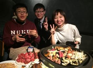 ~台湾メンバーと再会~